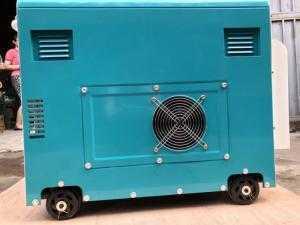 Máy phát điện chạy dầu chống ồn được ưa chuộng nhất trong mùa hè này