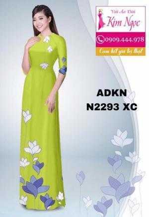 Vải áo dài đẹp ADKN N2293