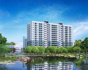 Sở hữu ngay căn hộ 56 m2_ Hiệp Thành Buildings_387A đường Lê Văn Khương