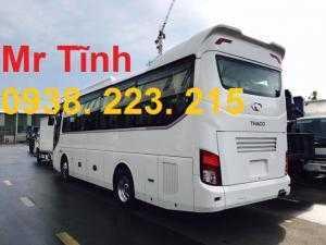 Thông Tin Bán Thaco Tb85s E4 2018 29-34 Chỗ Bầu Hơi Mới 2018 ( Meadow) Giá Tốt Nhất Thị Trường,