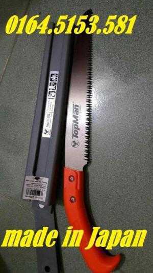 Cưa cắt cành cầm tay Topman từ Nhật Bản