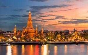 Tour TPHCM - Bangkok - Pattaya - TPHCM
