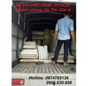 Xe tải chở thuê quận Tân Bình– chuyển nhà, văn phòng giá rẻ