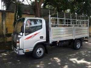 Xe tải Jac đầu vuông 1.9 tấn mới, xe tai 1.9 jac động co isuzu mới