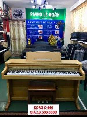 Piano KORG C-660