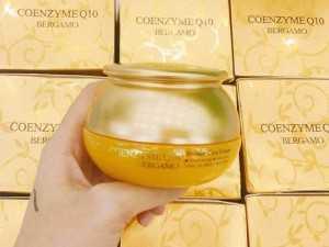 Kem Dưỡng Bergamo Coenzyme Q10 Cream