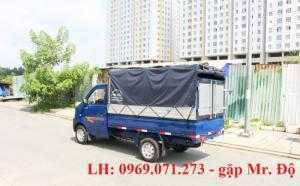 Bán xe tải Dongben 810kg thùng mui bạt giá tốt