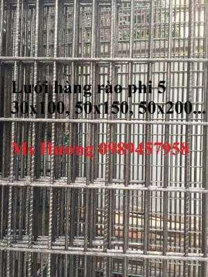 Chuyên sản xuất lưới hàng rào b40, hàng rào...