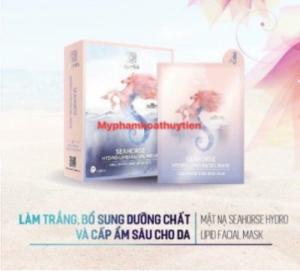 Chống Lão Hóa Xóa Nhăn Dưỡng Trắng Da bộ mỹ phẩm Chiết suất Cá Ngựa Rarita Jeju Hàn Quốc kem dưỡng da Seahorse Antioxidant Cream của hãng Rarita