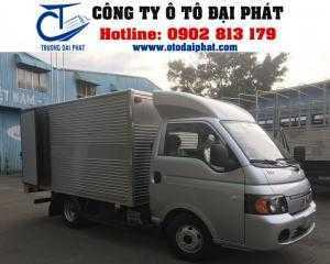 Xe tải Jac X5 thùng kín, hỗ trợ vay vốn mua xe trả góp 80%