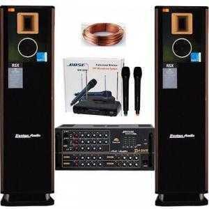 Dàn Karaoke Htq-104 Mới 100% Bh 24 Tháng