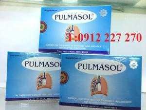 Pulmasol giúp thông khí, dễ thở cho người bị hen suyễn, COPD (phổi tắc nghẽn mạn tính)