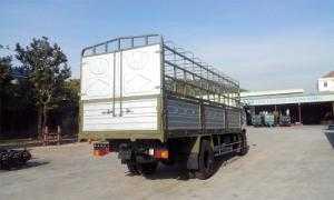 Bán xe tải mui bạt 7 tấn 2 nhãn hiệu Chiến Thắng giá tốt .