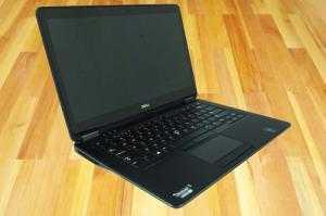 laptop dell latitude e7240 ultrabook haswell cpu i5 - 4210u, ram 8gb, ssd 256gb  màn hình 12.5 full hd ( 1920 x 1080 ), cảm ứng đa điểm cực nhạy