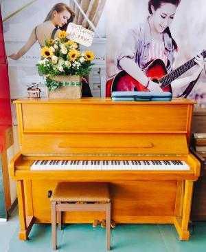 Đàn Piano cơ Samick Đức chính hãng.