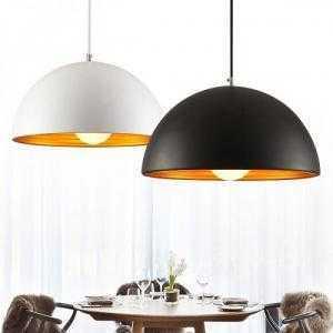 Đèn thả trần bàn ăn chao lớn phi 400, giá 350k
