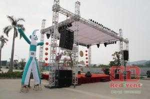 Cung cấp thiết bị Âm thanh - Ánh sáng - Sự kiện chuyên nghiệp trên Toàn Quốc