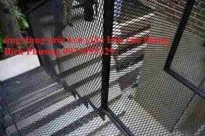 Lưới Chát Tường 6x12 - Lưới Tăng Liên Kết ,
