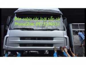 bán cabin xe đầu cabin chenglong, balong,...