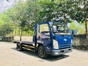 Xe tải DoThanh IZ65 Gold 3,5 tấn máy ISUZU 2018 tại Cần Thơ, An Giang, Kiên Giang, Vĩnh Long, Hậu Giang