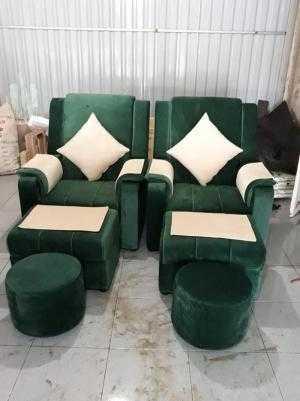 Ghế foot đẹp giá rẻ tại HCM - Xưởng sản xuất sofa giá rẻ
