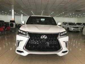 Bán Lexus LX570 Super Sport Model 2017 ,Mới 100%, xe giao ngay .
