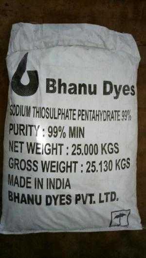 Soda lạnh tăng kiềm sodium bicarnonate, thio hạt nhỏ, hạt lớn sodium thiosulphate khử độc tố clorine