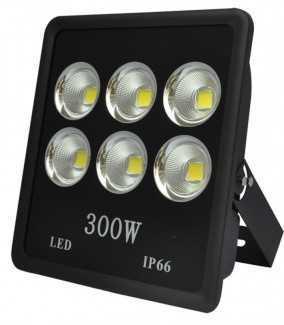 Đèn Pha Led IP66 300W Vỏ Nhôm Cách Nhiệt Cách Điện Tốt - MSN388362