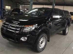 Ranger XL 2015, MT, 4x4, màu đen cực ngầu, xe...