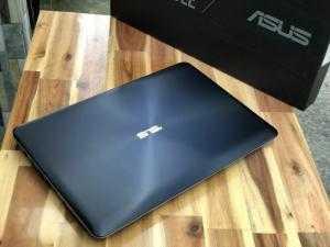 Laptop Asus A556UF, I5 6200U 4G SSD128+ HDD500G Vga GT930M Full Hộp Đẹp zin 100% Giá rẻ