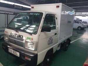 Xe suzuki 495kg chạy giờ cấm, tặng 100% thuế...