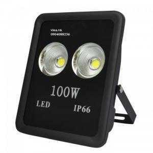 Đèn pha led 100w – đèn sân bóng đá mini (đèn chiếu sáng sân vận động)