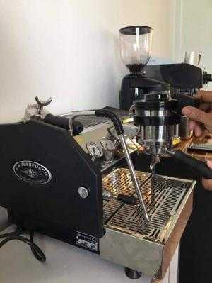 Thanh lý máy pha cà phê hcm hiệu La Marzocco GS3 MP