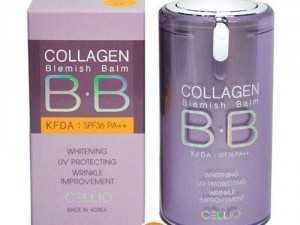 Kem Nền Bb Cream Collagen Ceiiio