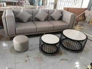 Sofa văng đẹp giá rẻ - xưởng sản xuất sofa giá rẻ