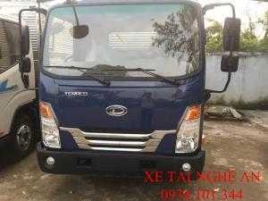 Xe tải Tera250, động cơ Hyundai mạnh mẽ, Tải trọng 2.5 tấn