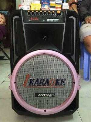 Loa kéo tay Bose V-B1201, phân phối sỉ lẻ loa karaoke trên toàn quốc