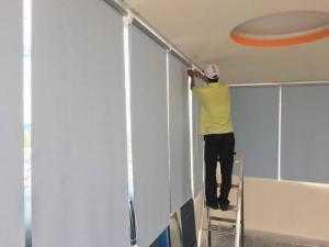 Công ty trang trí nội thất Thiên Ân mới vừa hoàn thành phần #RemCuon  cho khách hàng Ms Dương ( Khu trung sơn Him Lam ) Giá chỉ 320k/m2