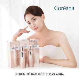 Tế Bào Gốc Eldas Corena Hàn Quốc trẻ hóa làn dạ