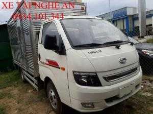 Teraco 1.9 tấn động cơ Hyundai. Hỗ trợ mua xe trả góp