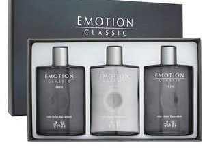 Bộ dưỡng da EMOTION dành cho nam