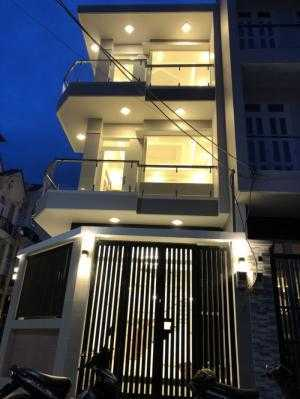 Bán nhà Huyện Nhà Bè Tp Hồ Chi Minh địa chỉ 67/47 ĐàoTông Nguyên DT 5m x 13m, 3 lầu