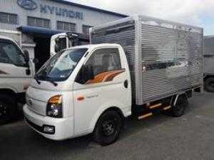 Báo Giá Xe Tải Hyundai H150 Thùng Kín 1.5 Tấn , Trả Góp 80%, Tặng Định Vị GPS, Giao Xe Nhanh toàn miền Tây