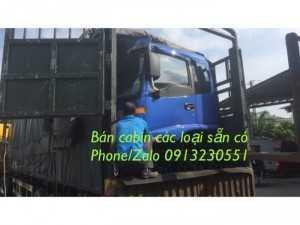 Bán Cabin Xe Tải Thaco Foton Auman, Forland,...