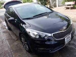 Bán Kia K3 1.6MT màu đen VIP số sàn sản xuất 2015 biển tỉnh