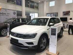 Bán SUV Tiguan Allspace 2018 giá tốt giao toàn quốc + trả trước chỉ 400tr + 090.364.3659