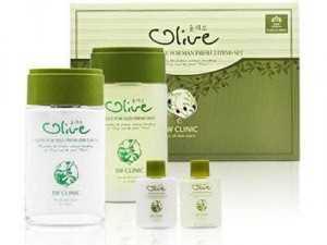 Bộ dưỡng da OLIVE 3W dành cho nam