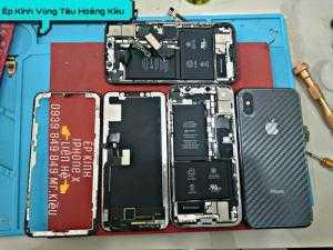 Ép kính Samsung Note 8, S8 Plus, S9 Plus, iPhone X - Hoàng Kiều Mobile