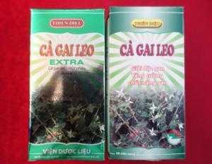 Bán Sản phẩm trà Cà Gai Leo-giải độc, chữa bệnh gan, giã rượu