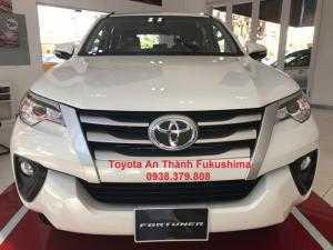 Fortuner 2018 Máy Dầu Số Tự Động Nhập, Toyota An Thành Fukushima